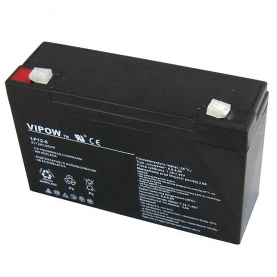 Akumulátor gélový 6V - 12.0Ah