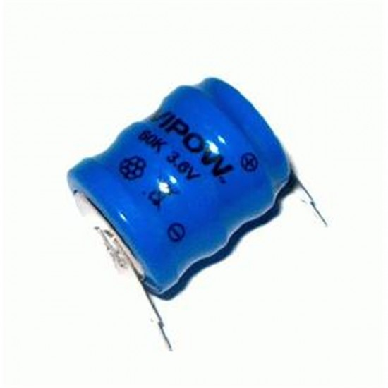 Akumulátor P322 60 mAh 3,6V Ni-Cd