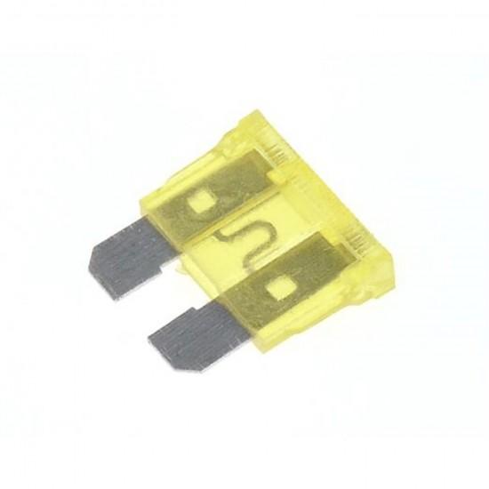 Autopoistka MIDI 20A (50ks) 19x20mm