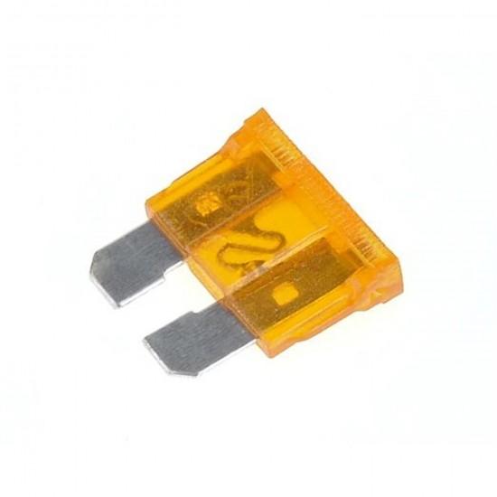 Autopoistka MIDI 5A (50ks) 19x20mm