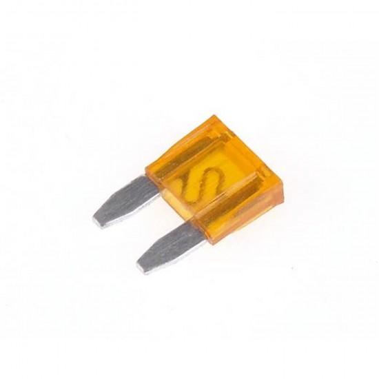 Autopoistka MINI 5A (50ks) 11x16mm