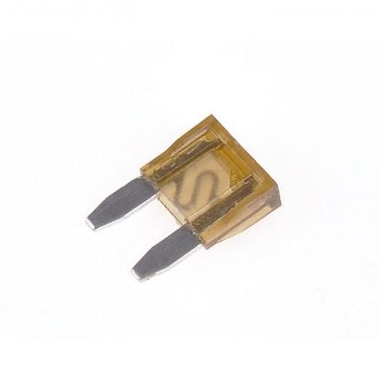 Autopoistka MINI 7,5A (50ks) 11x16mm