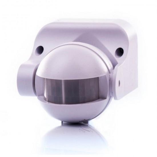 Detektor pohybu LX39 biely 180st.