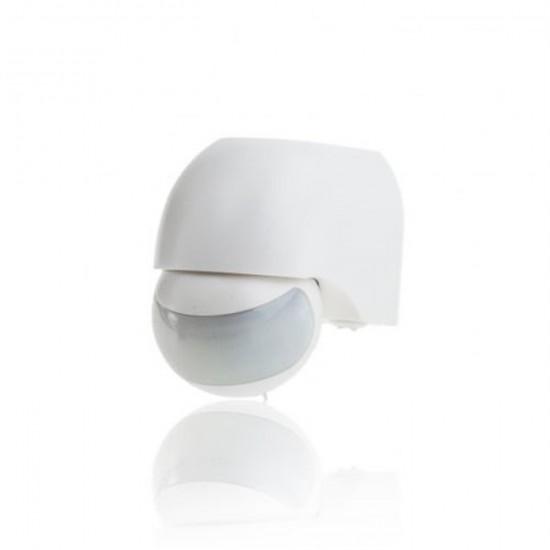 Detektor pohybu LX40 biely 180st.