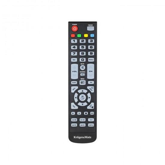 Diaľkové ovládanie pre TV Kruger&Matz II