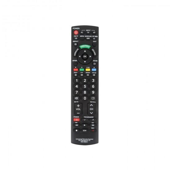 Diaľkové ovládanie Univerzál pre Panasonic LCD/LED/HDTV
