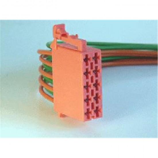 ISO Konektor 10 pin dutinka
