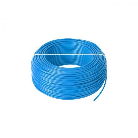 Kábel CYA 1x0,5 modrý (H05V-K) lanko (100m)