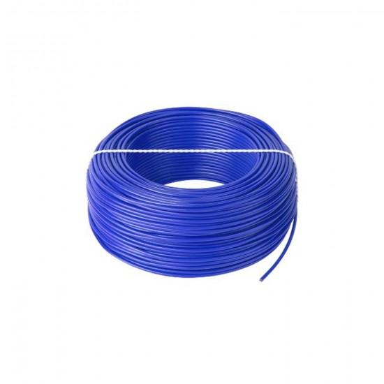 Kábel CYA 1x0,75 modrý (H05V-K) lanko (100m)