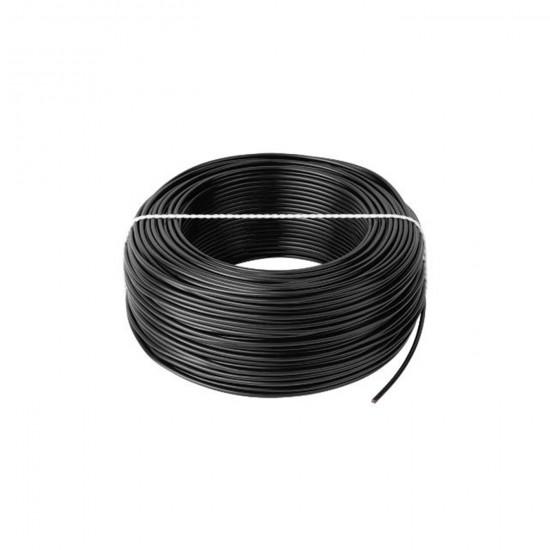 Kábel CYA 1x2,5 čierny (H07V-K) lanko (100m)