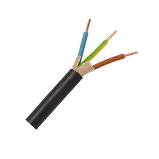 Kábel elek.CYKY- J 3x2,5 450/750V-100m okrúhly