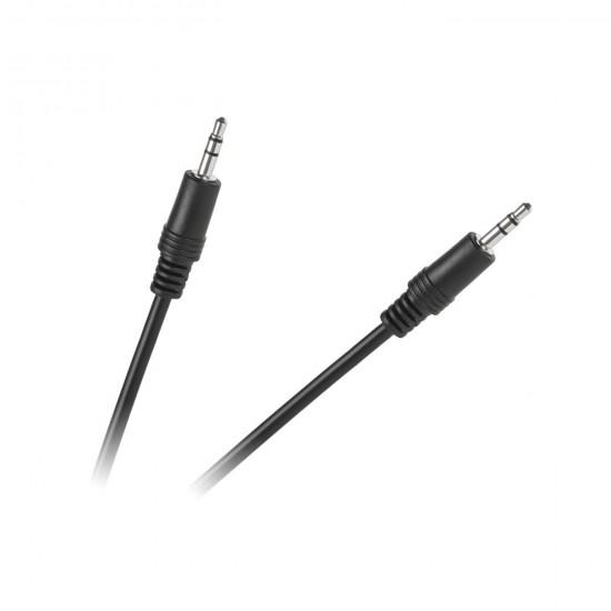 Kábel Jack 3,5mm - Jack 3,5mm, 3m