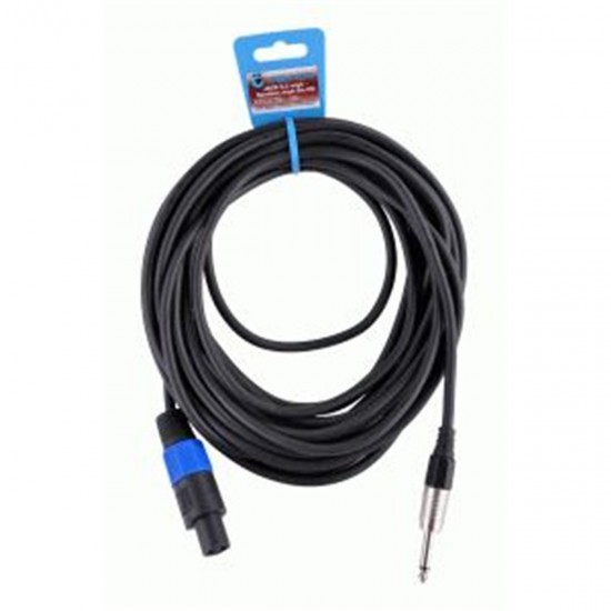 Kábel Jack 6,3mm - SPEAKON 10m HQ