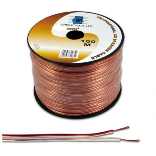 Kábel REPRO. 2x 0,50mm CU(100m)