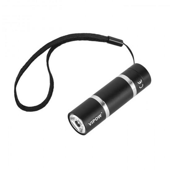 LED svietidlo - ručné 1W hlinikové