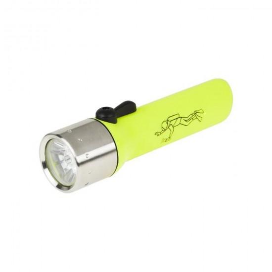 LED svietidlo - ručné 3W VIPOW vodeodolné